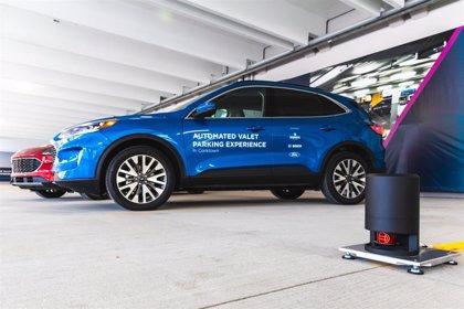 Estados Unidos.- Ford, Bedrock y Bosch testarán un sistema de aparcamiento automático en Detroit (Estados Unidos)