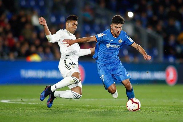 Fútbol.- El Real Madrid logra la cesión de Hugo Duro con opción de compra