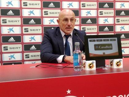 Fútbol/Sub-21.- Antoñín (Granada) sustituye a Cucurella en la convocatoria de la Sub-21