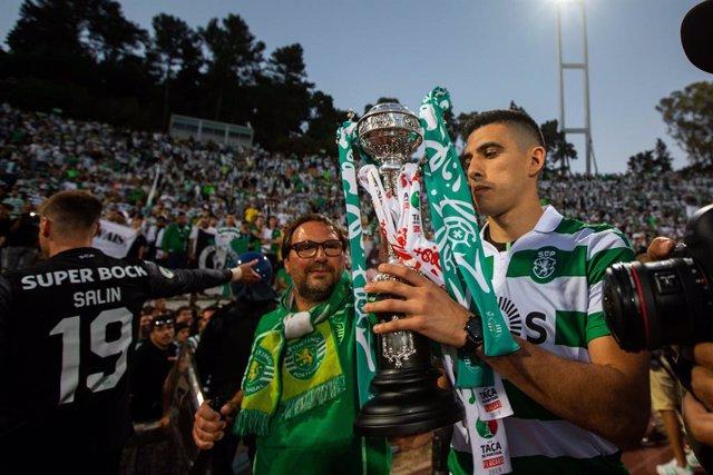 Fútbol.- El Alavés refuerza su centro del campo con la cesión de Rodrigo Battagl