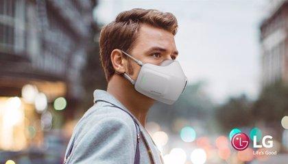 Portaltic.-LG amplía sus soluciones para la purificación de aire con una mascarilla para el día a día