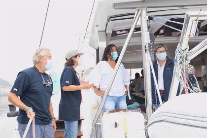 La Xunta diseña estrategias para la reactivación de la náutica recreativa con la mirada puesta en el Año Santo
