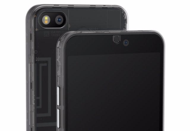 El diseño modular de Fairphone 3 permitirá actualizar la cámara a la versión mej
