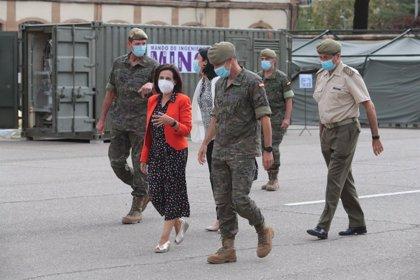 Defensa garantiza que la cesión de rastreadores militares a CCAA será inmediata y por el tiempo necesario
