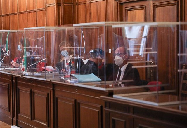 Sevilla.-Tribunales.-El jurado declara al acusado del crimen de Gerena no culpab