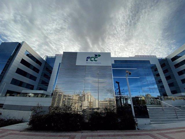 Sede de la constructora FCC en Madrid