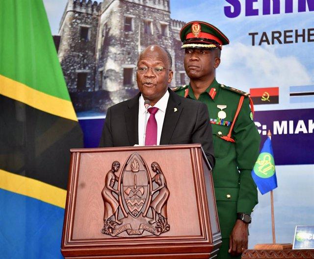 Tanzania.- Magufuli se enfrentará a un récord de catorce rivales en las presiden