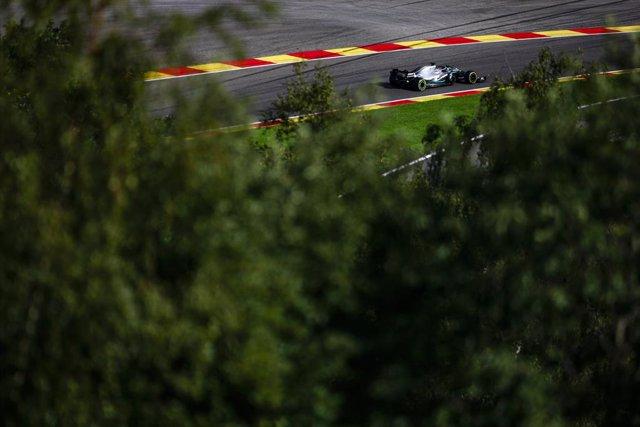 Fórmula 1/GP Bélgica.- (Previa) La lluvia en Spa amenaza el dominio de Mercedes
