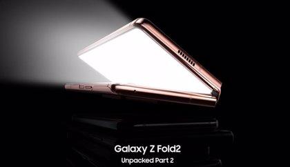 Portaltic.-Samsung no se olvida de Galaxy Z Fold 2: anuncia un nuevo evento Unpacked para el 1 de septiembre