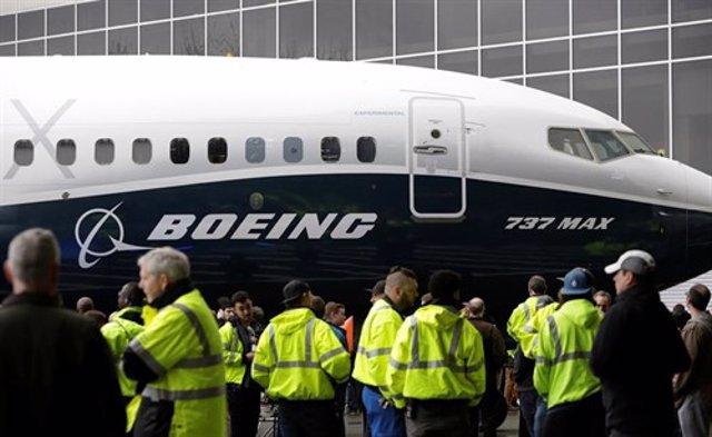 La UE programa sus pruebas de vuelo para el Boeing 737 MAX a partir del 7 de sep