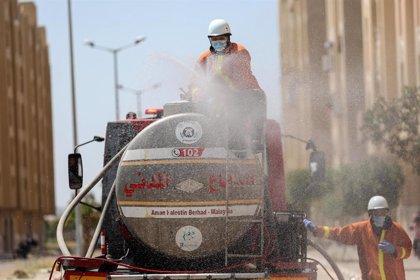 Coronavirus.- Las autoridades de la Franja de Gaza alertan del débil sistema sanitario frente al coronavirus