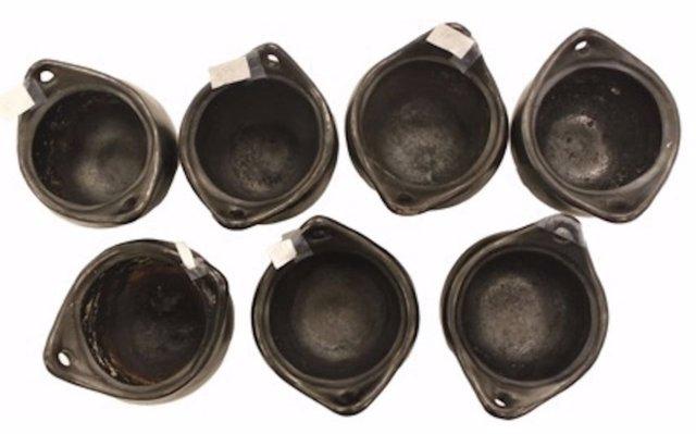 Ollas de cerámica registran prácticas alimentarias antiguas