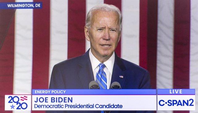 EEUU.- Biden alega motivos sanitarios para no acudir a la Convención Nacional De