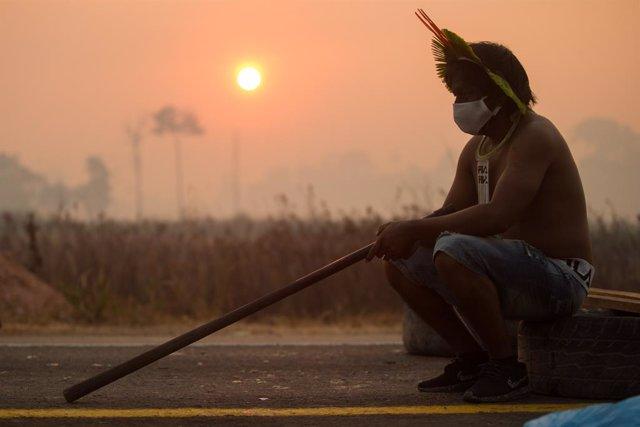 Brasil.- El 83 por ciento de los brasileños asegura sentir preocupación por la s
