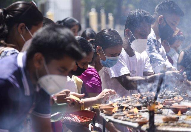 Coronavirus.- India encadena su segundo récord diario de contagios y supera ya l