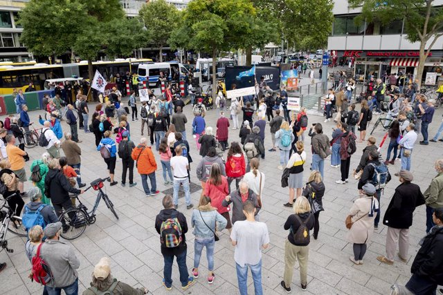 Coronavirus.- Alemania registra 1.571 nuevos contagios por coronavirus en 24 hor