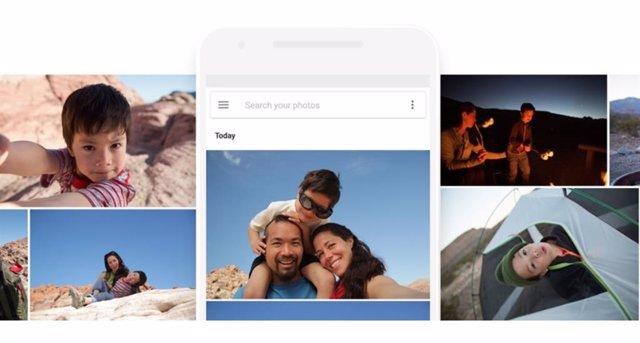 Google Fotos renueva su editor de imágenes para dispositivos Android