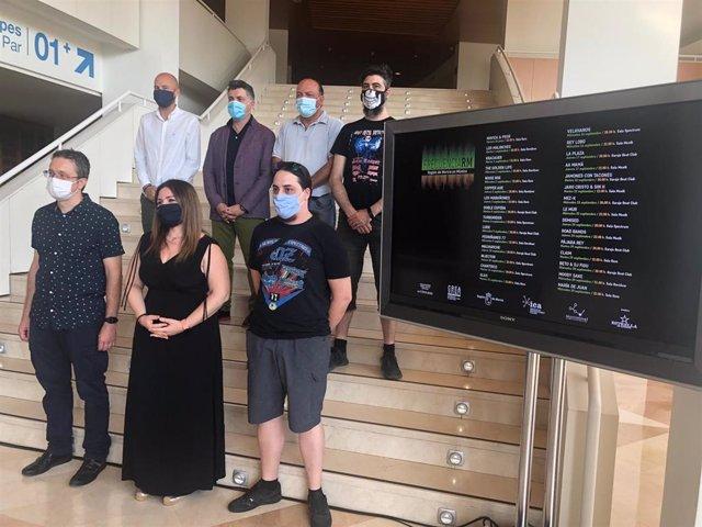 La colaboración de Cultura con Murcia Live! permitirá disfrutar de 29 conciertos de bandas murcianas en septiembre