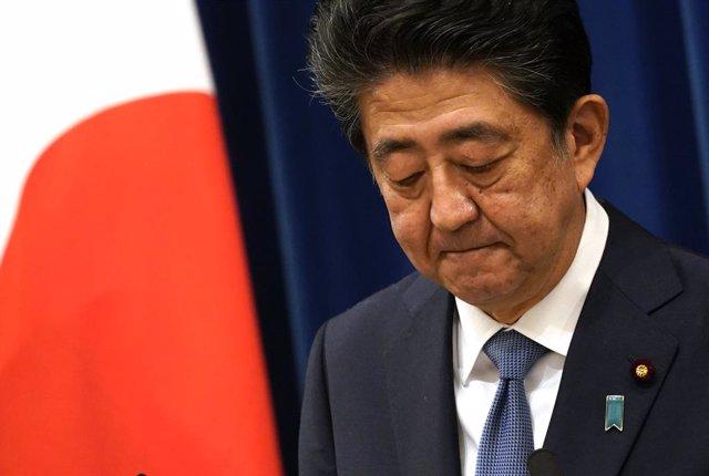 Shinzo Abe anuncia su dimisión como primer ministro