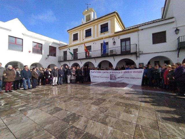 Ayuntameinto de Caniles (Granada), en imagen de archivo tras el asesinato machista a una vecina de la localidad