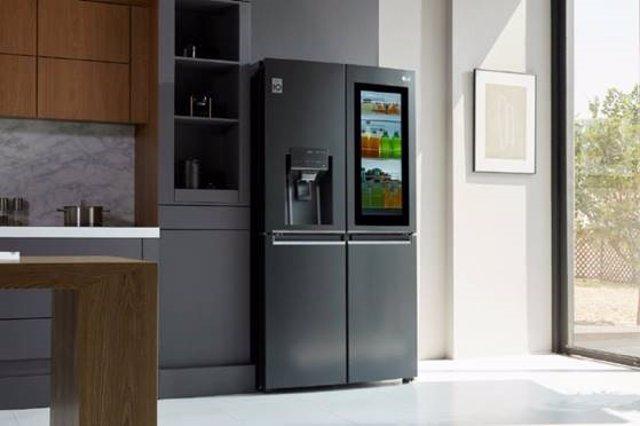 La luz ultravioleta o la IA entran en la cocina de la mano de LG para mejorar la