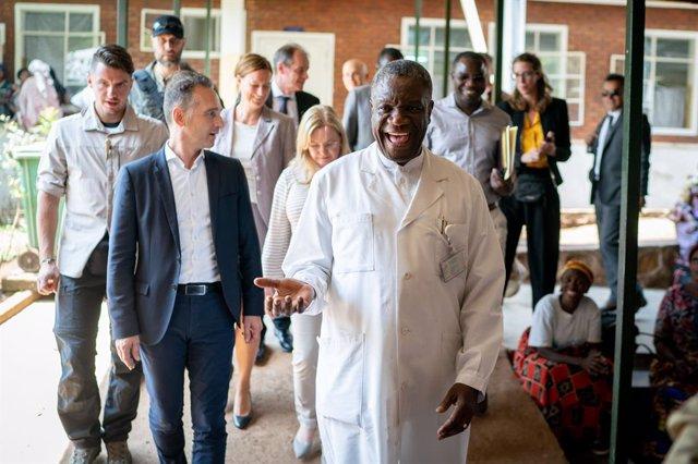 RDCongo.- La jefa de Derechos Humanos de la ONU pide protección para el médico c