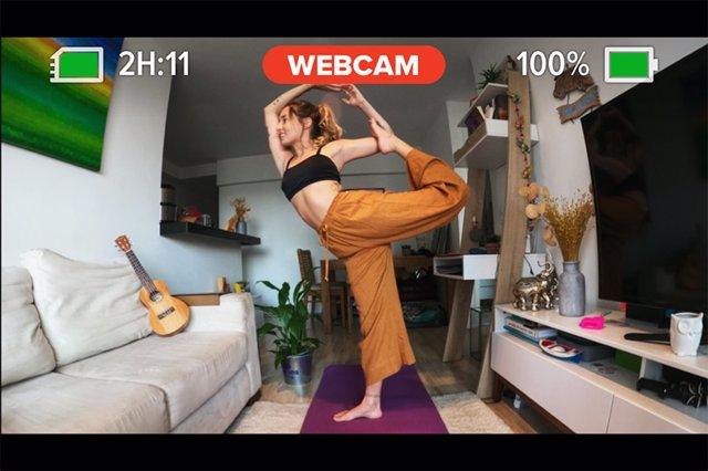 GoPro Hero8 Black funciona como webcam en Windows