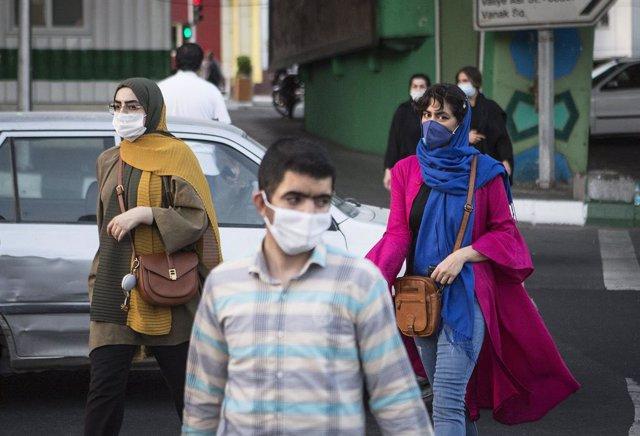 Coronavirus.- Irán informa de 2.190 nuevos casos y 117 fallecidos por COVID-19 e