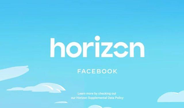 Facebook abre la inscripción a su mundo virtual Horizon: grabará todo lo que ocu
