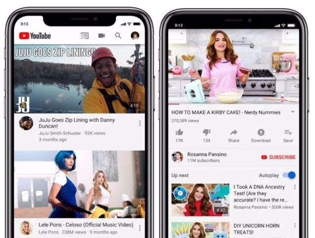 YouTube prueba el modo 'picture in picture' en iOS