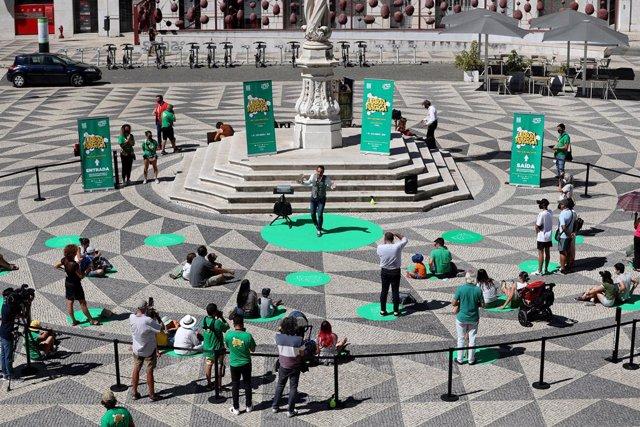 Coronavirus.- Los contagios de coronavirus siguen al alza en Portugal, con 401 c