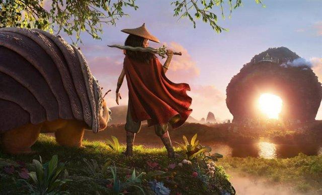 Imagen del clásico Disney 'Raya y el último dragón'