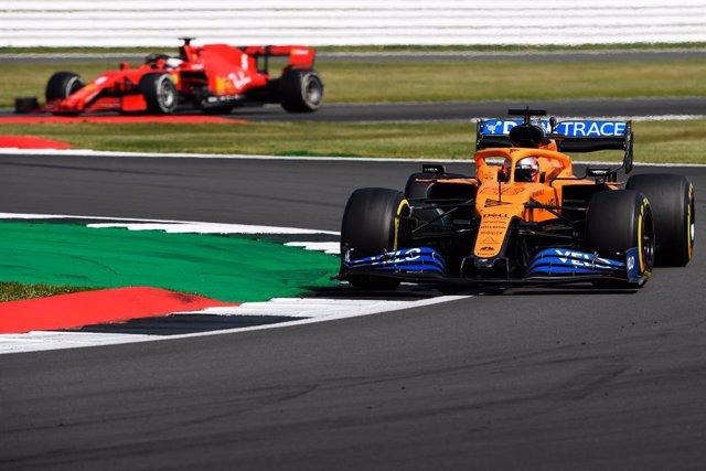 """Fórmula 1/GP Bélgica.- Carlos Sainz: """"Necesitamos seguir encontrando ritmo"""""""