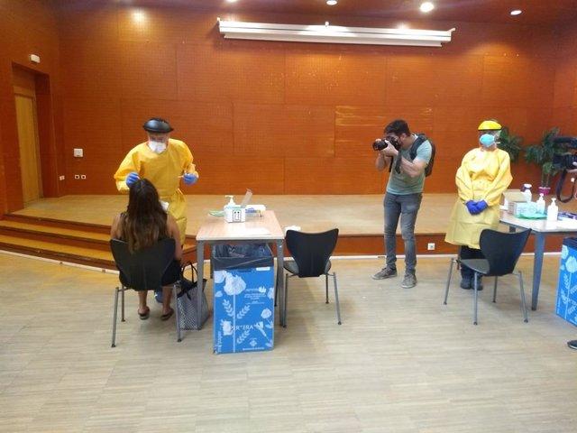 Salut inicia els garbellats massius a la ciutat de Lleida