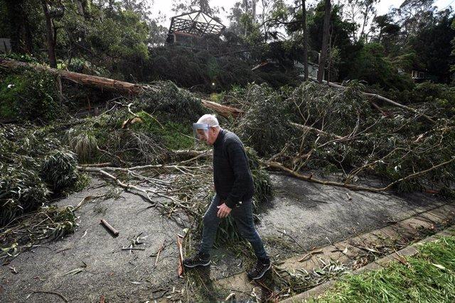 Australia.- Al menos tres muertos a causa de una fuerte tormenta en la ciudad au