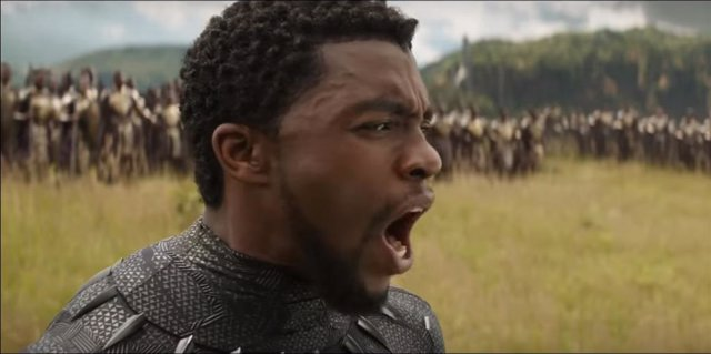 Muere Chadwick Boseman (Black Panther) sus momentos más épicos en el Universo Marvel