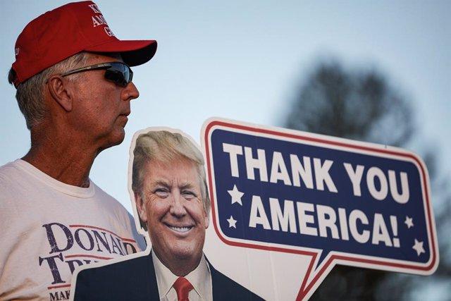 EEUU.- Trump viajará este martes a Kenosha, último epicentro de las protestas co