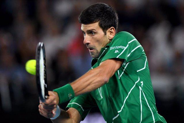Tenis/US Open.- (Previa) Djokovic quiere recortar distancias con los ausentes Fe