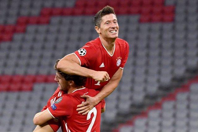 Fútbol.- Robert Lewandowski, nombrado futbolista del año en Alemania
