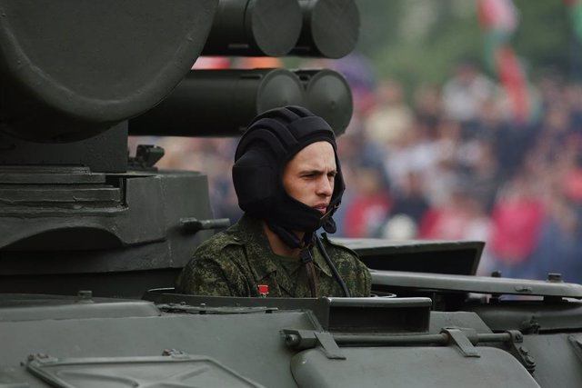 Bielorrusia.- Comienzan las maniobras militares bielorrusas en la frontera con P