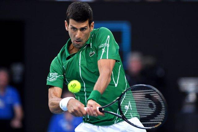 Tenis.- Djokovic amplían su renta sobre Nadal al frente del ranking ATP