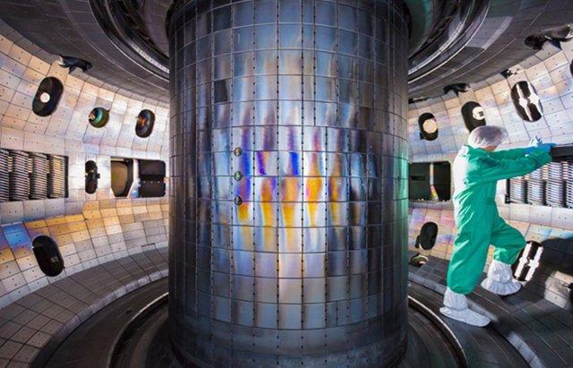 Un isótopo del tungsteno muestra aptitud para blindar reactores de fusión