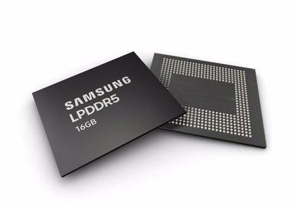 Portaltic.-Samsung comienza la producción en masa de sus memorias RAM de 16 GB EUV