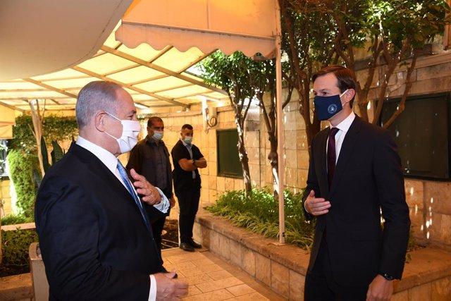 O.Próximo.- Israel y Emiratos Árabes Unidos simbolizan su histórico acercamiento