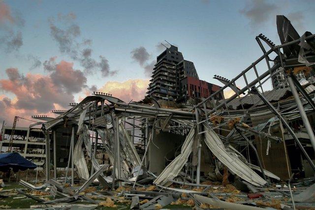 Líbano.- La explosión de Beirut provocó daños físicos por hasta 4.600 millones d