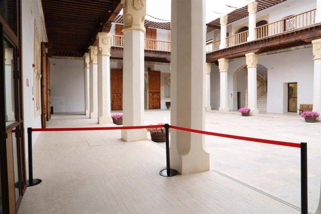 Palacio de Fuensalida en Toledo.