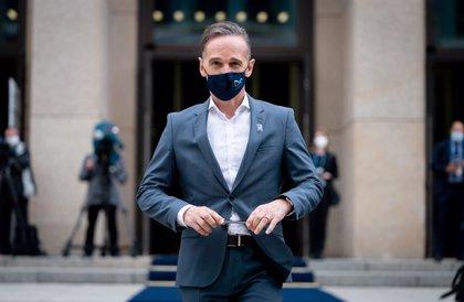"""Rusia.- Berlín reclama a Moscú que investigue el caso Navalni y prevé """"nubes negras"""" en las relaciones"""