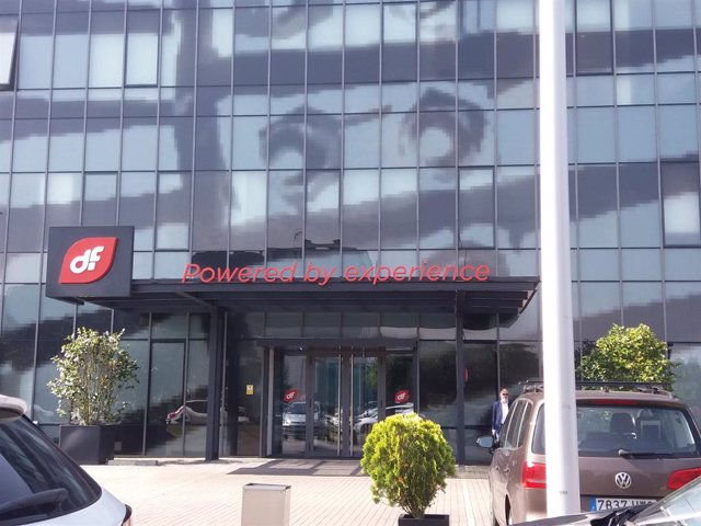 Sede de Duro Felguera en Gijón.