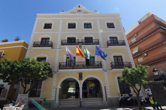 Ayuntamiento de Almuñécar, en imagen de archivo