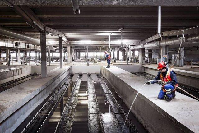 Francia.- Veolia ofrece 2.900 millones por el 29,9% de Engie en Suez como prelud
